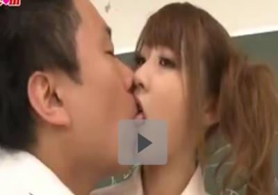 北川瞳 時間停止で性的いたずらを受けるJK