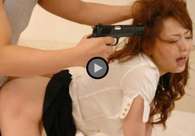 吉沢明歩 女捜査官が鬼畜テロリストに輪姦される